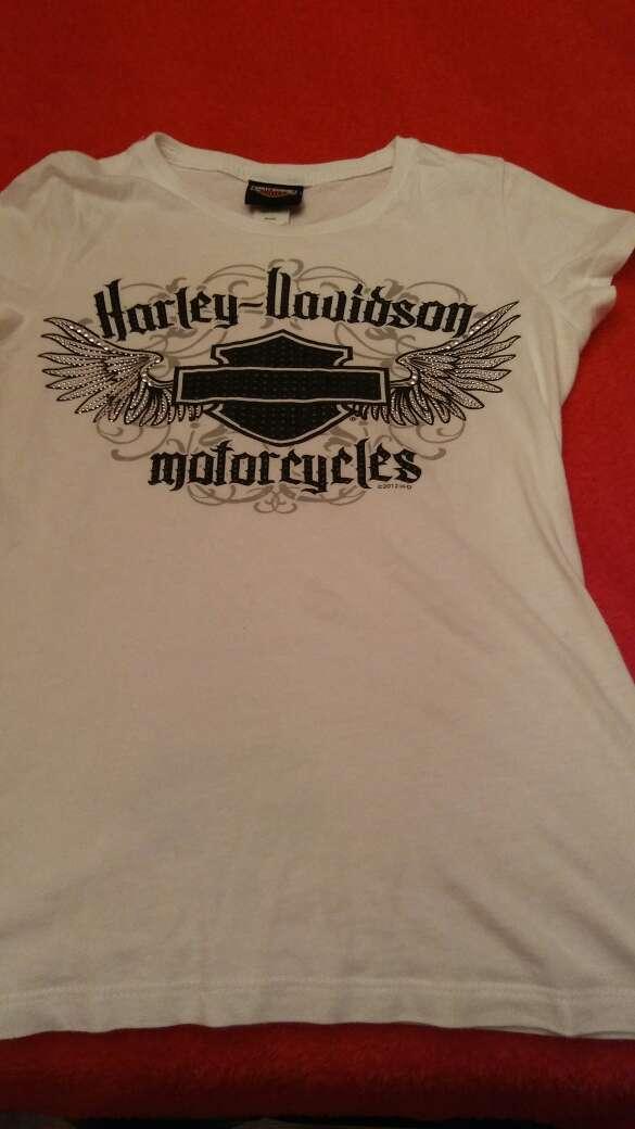 Imagen Camiseta Moto Harley Davidson