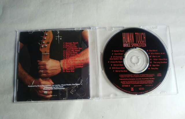 Imagen producto CD Bruce Springsteen  2