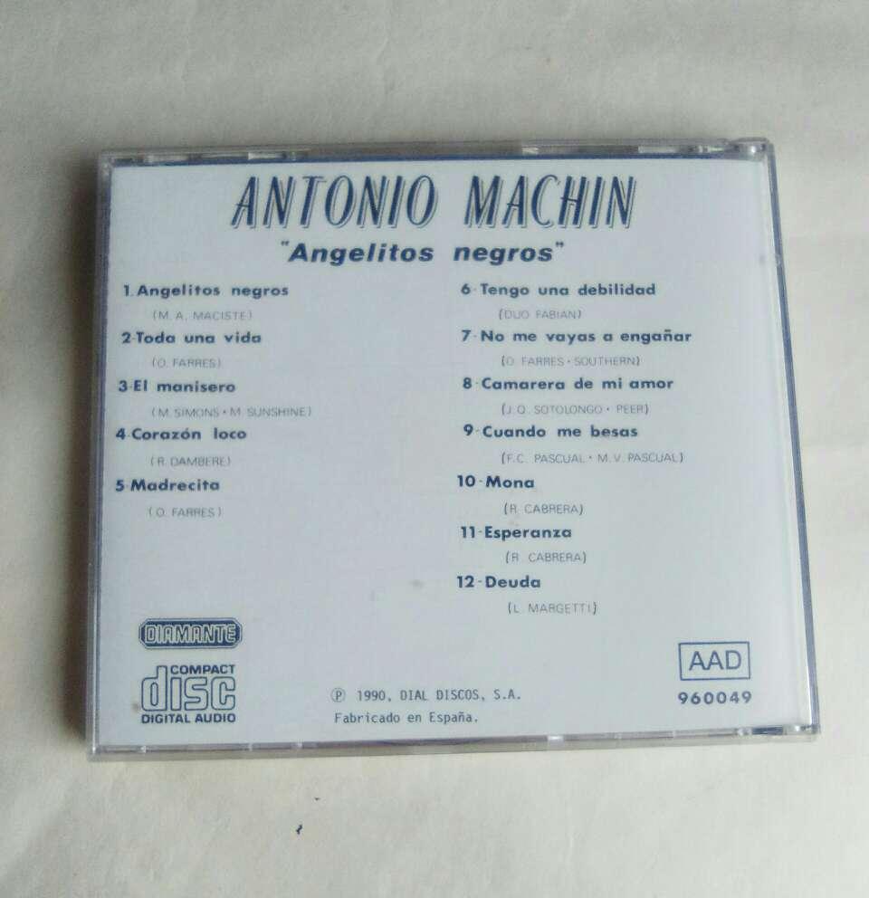 Imagen producto CD Antonio Machín. 3