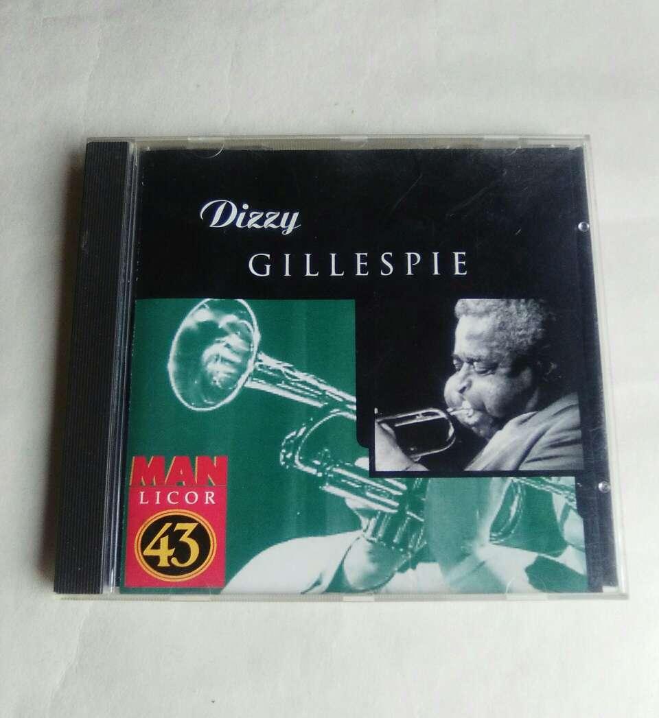 Imagen CD Dizzie Gillespie.