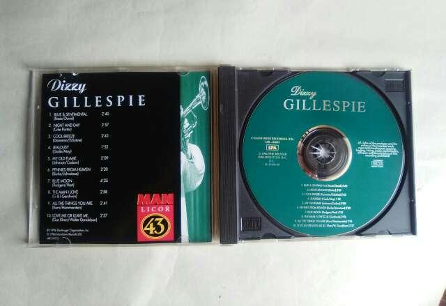 Imagen producto CD Dizzie Gillespie. 2