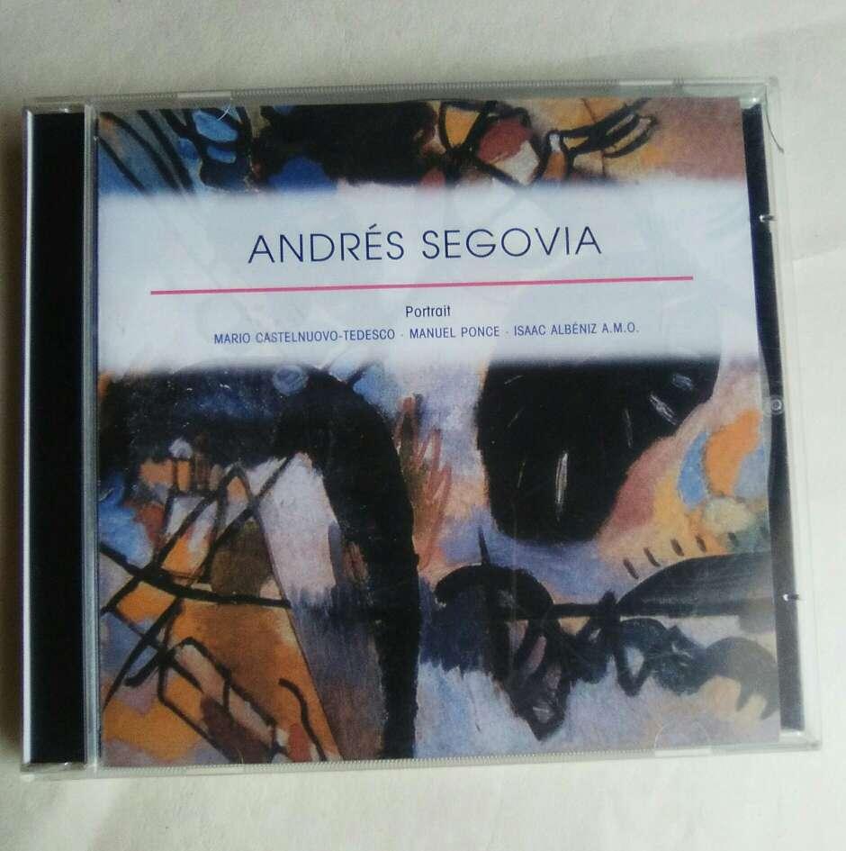 Imagen 3 CD de Andrés Segovia.