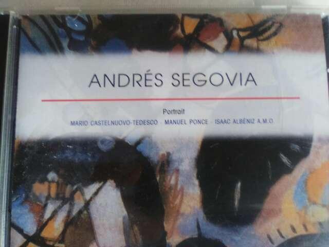 Imagen producto 3 CD de Andrés Segovia. 3