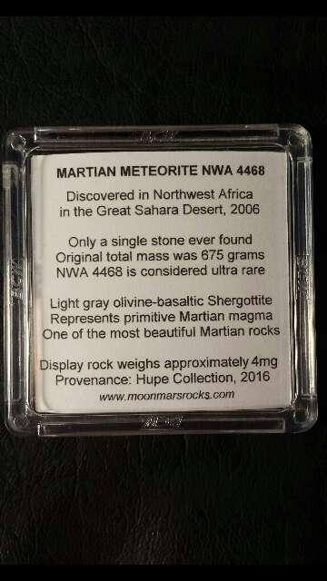 Imagen producto Meteorito del planeta Marte  2