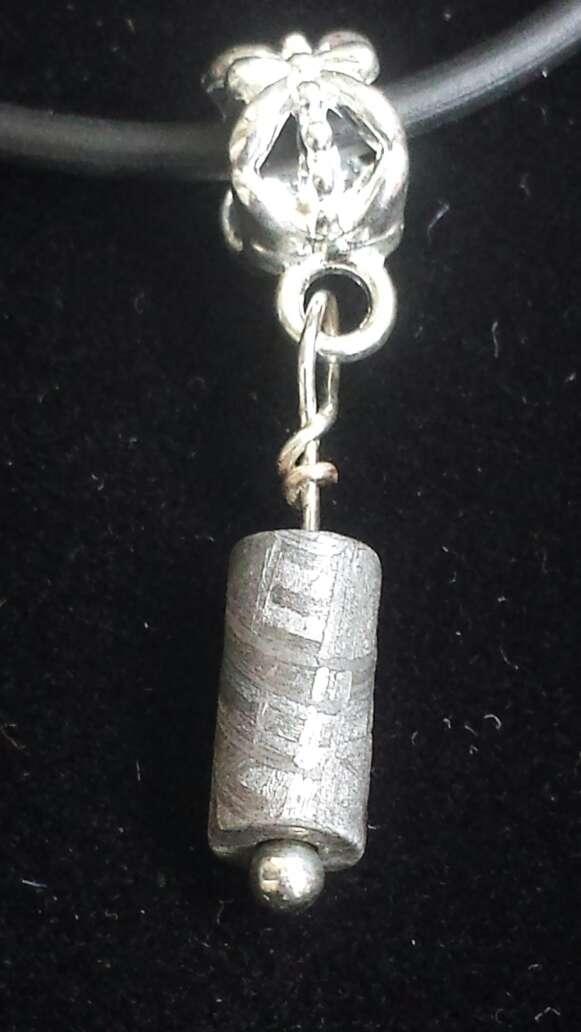Imagen Meteorito Seymchan cilindro pequeño