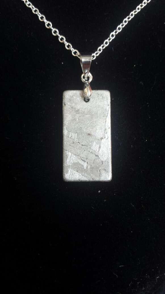 Imagen producto Meteorito pequeño colgante 3.5 g 1