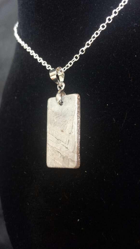 Imagen producto Meteorito pequeño colgante 3.5 g 4