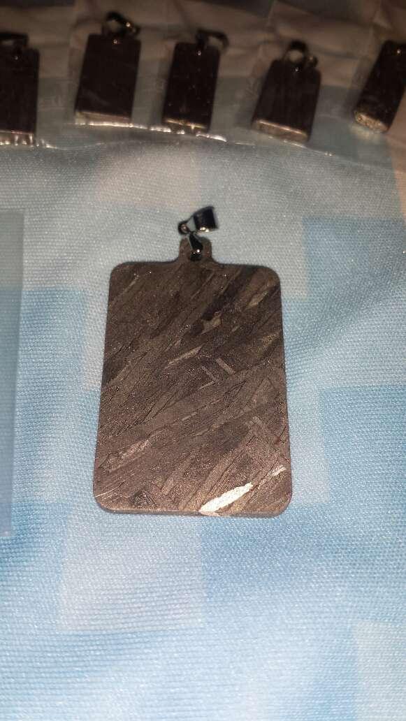 Imagen producto Meteoritos colgante, llavero, pendiente  10