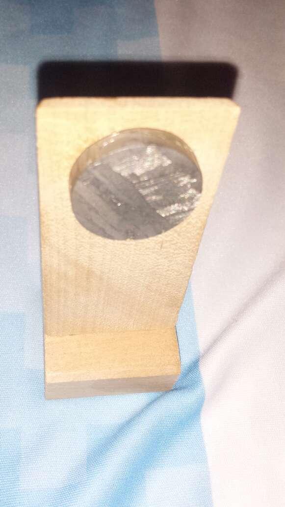 Imagen producto Meteoritos colgante, llavero, pendiente  8