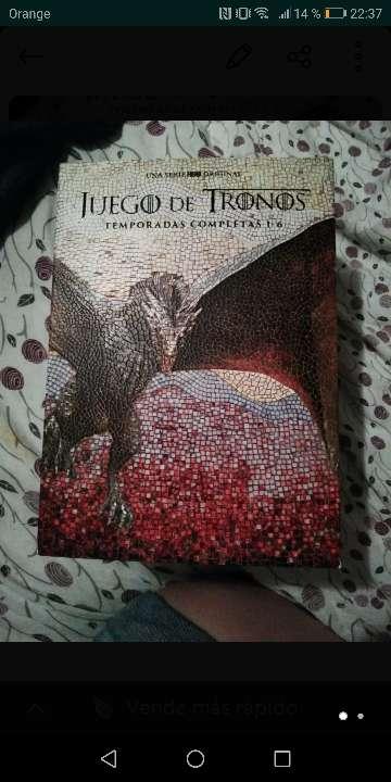 Imagen Juego tronos