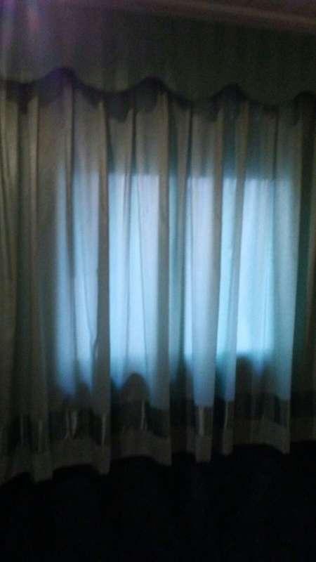 Imagen cortinas con rieles