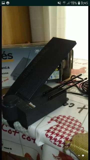 Imagen antena electronica