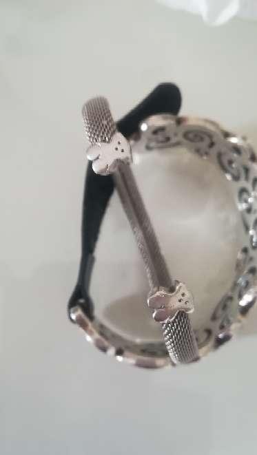 Imagen producto Vendo dos pulseras de Tous  3