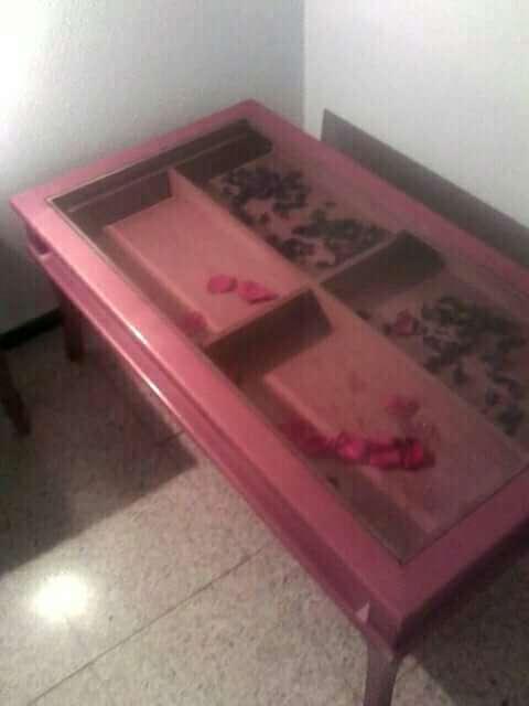 Imagen producto Muebles de salón y zapatera y somier con cabezal,me urgen bajo precio, por marchar  fuera 2