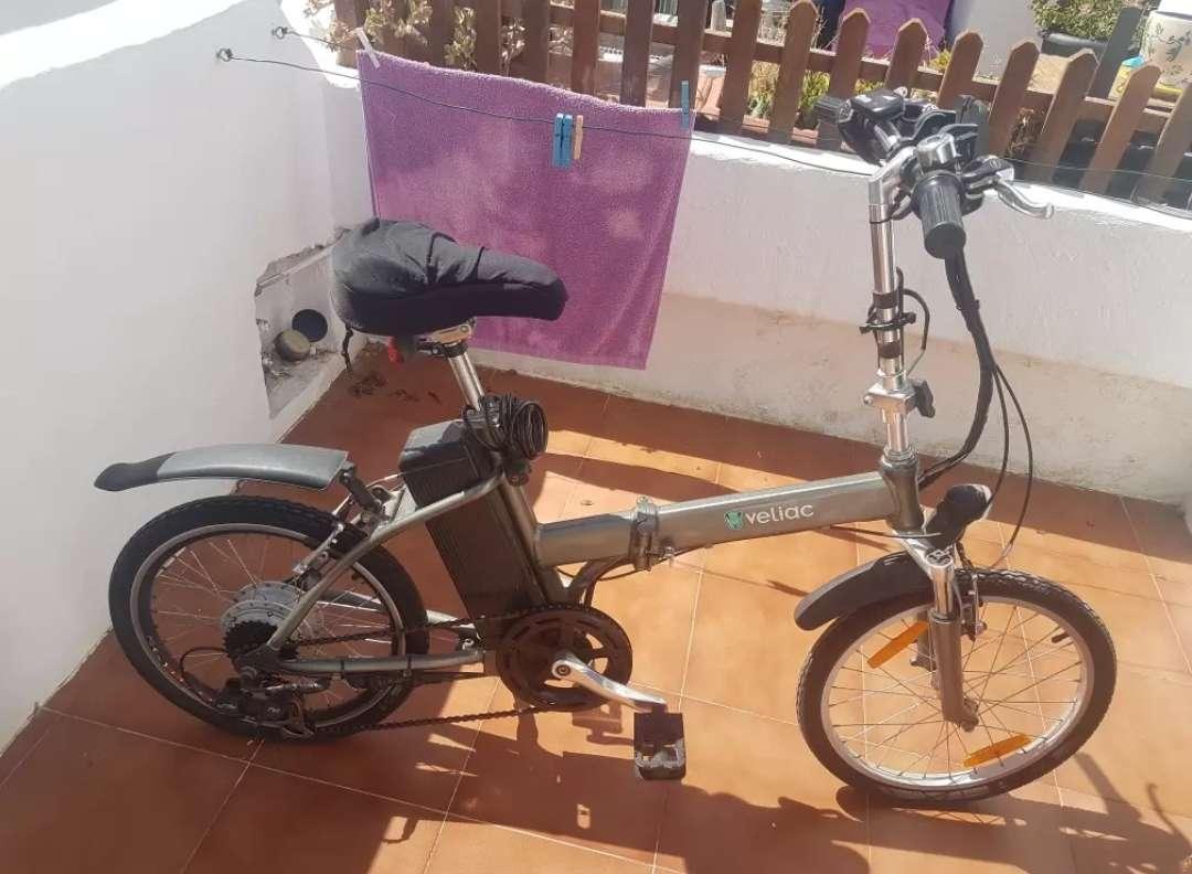 Imagen producto Bicicleta eléctrica 3