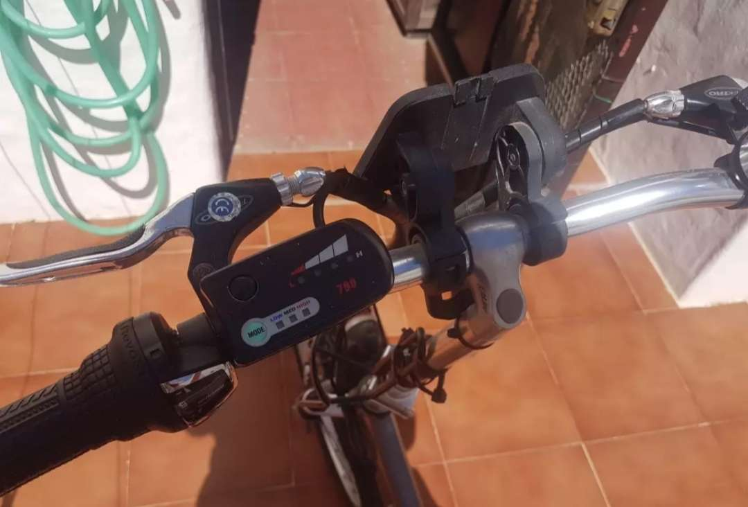 Imagen Bicicleta eléctrica
