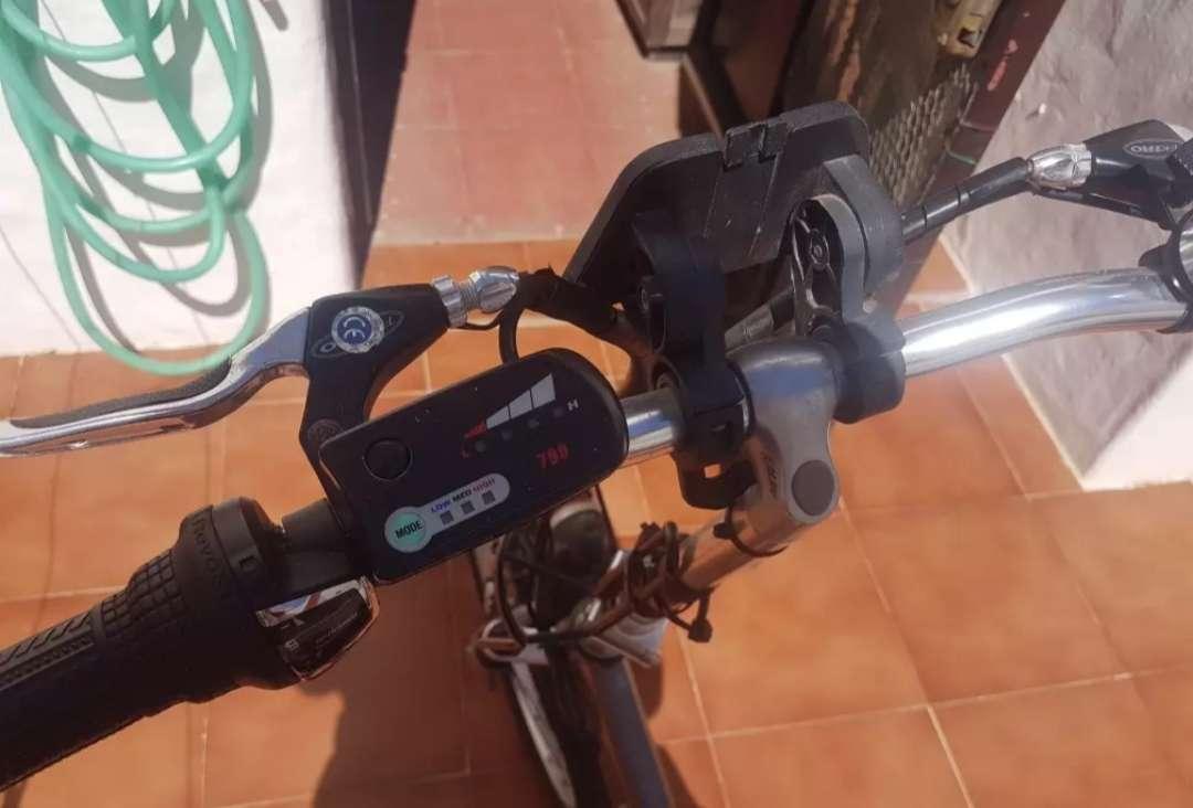 Imagen producto Bicicleta eléctrica 1
