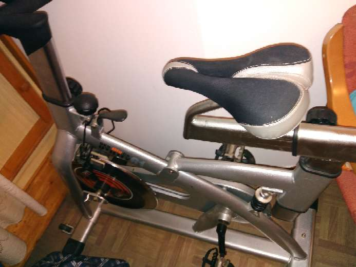 Imagen producto Bicicleta de spinning 3