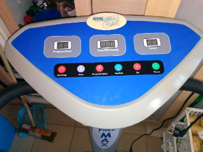 Imagen producto Maquina vibratoria 3