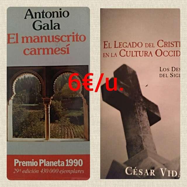 Imagen Libros novela histórica