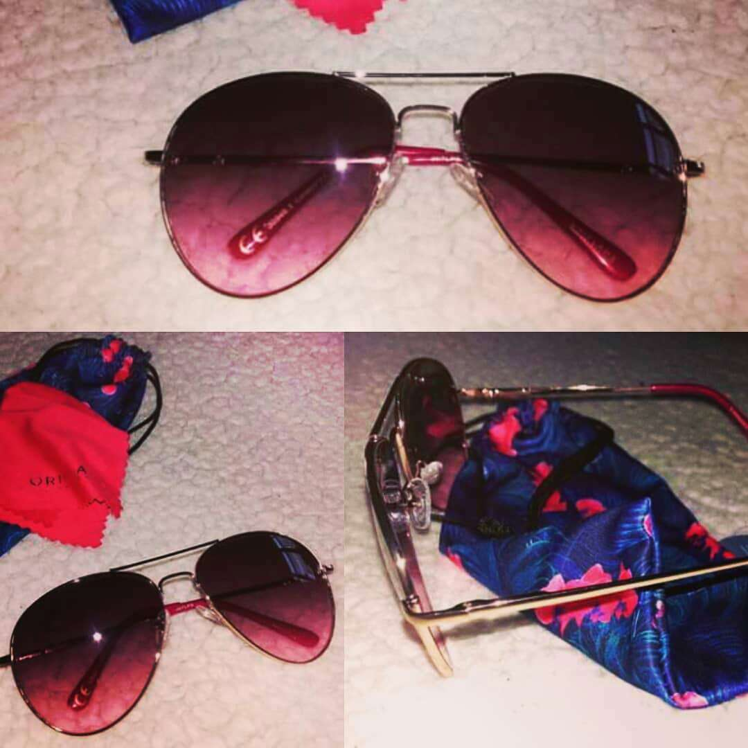 Imagen Gafas de Sol Peachica, nuevas, 100%Originales, nuevas a estrenar