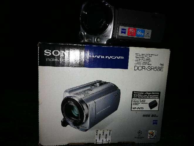 Imagen producto Video cámara digital Sony 2