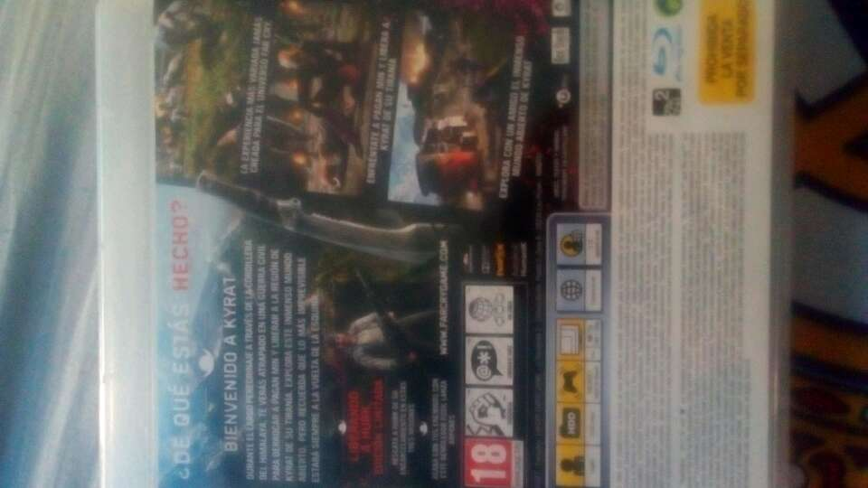 Imagen producto Far cry 4 edición limitada para ps3  2