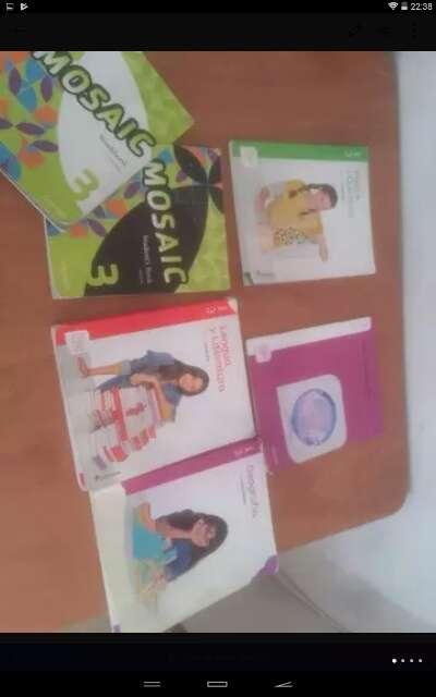Imagen Libros 3 ESO