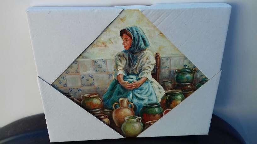 Imagen oleo sobre lienzo