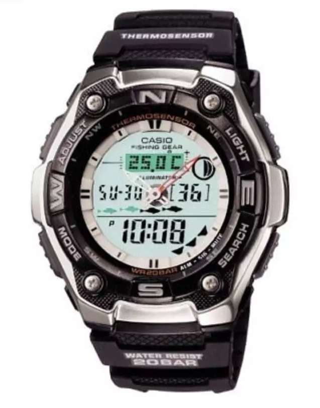 Imagen producto Casio watch Sports gear 1