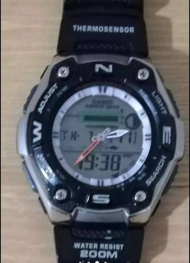 Imagen producto Casio watch Sports gear 2