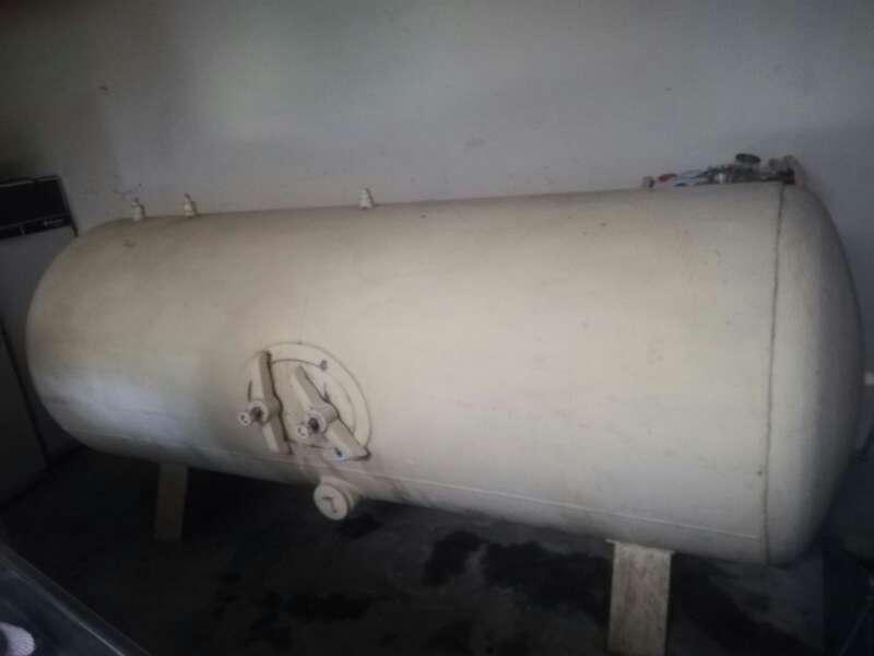 Imagen tanque presión de aire