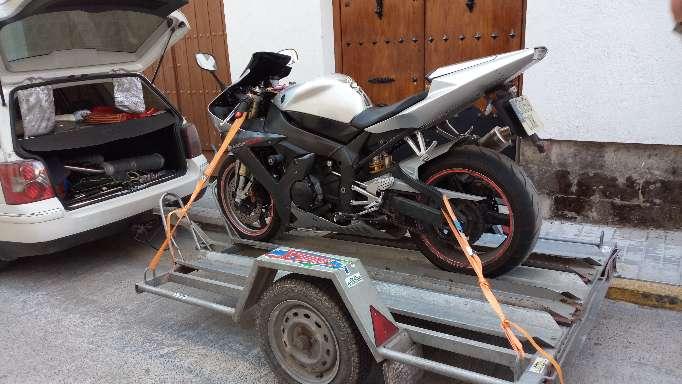 Imagen producto Yamaha R1 año 2004    1000cc 4