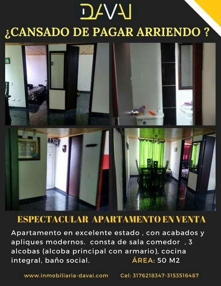Imagen venta apartamento