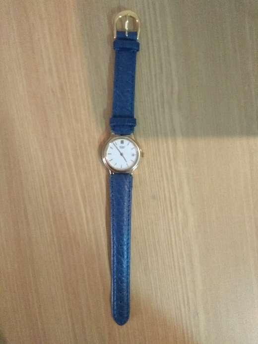 Imagen producto Reloj Seiko oro de mujer 2