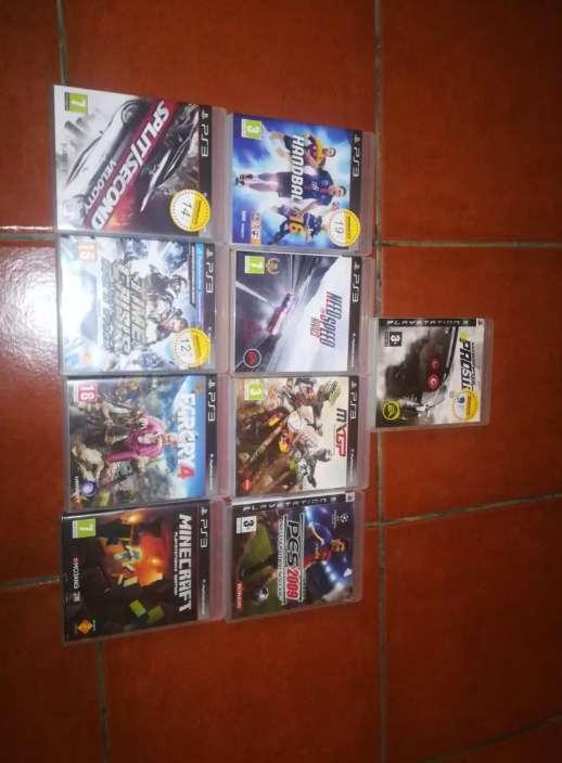 Imagen producto Play 3 y juegos 2
