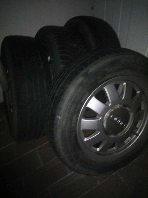 Imagen 4 ruedas de AUDí A4