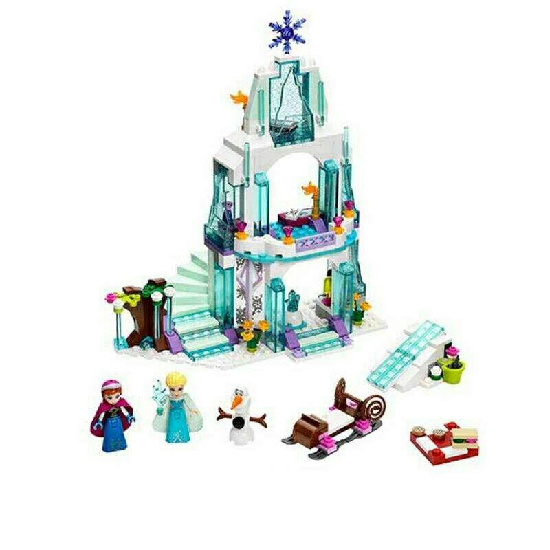 Imagen juego frozen construcción nuevo