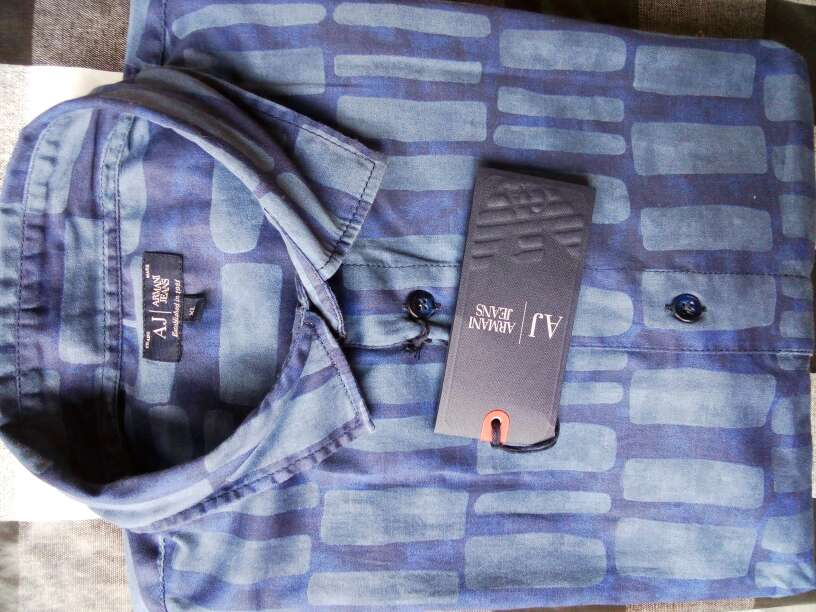 Imagen producto Camiseta Armani Jeans 2