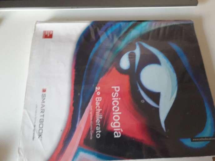Imagen producto Libros de varios cursos psicología 2 bac historia inglés  10