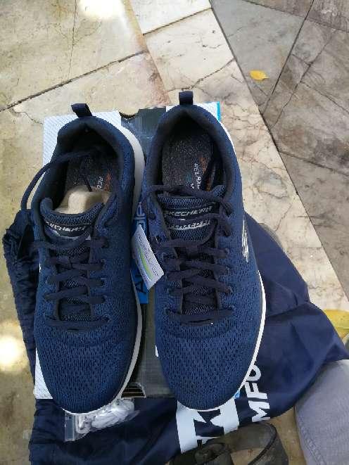 Imagen Skechers azul marino