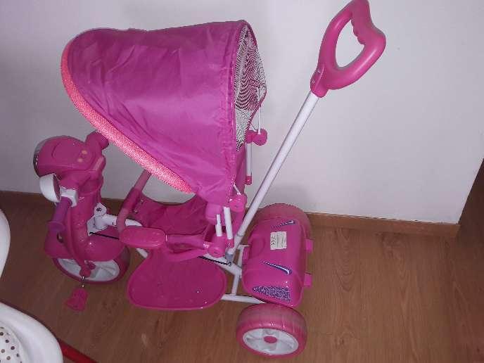 Imagen producto OFERTA silla de paseo + triciclo  3