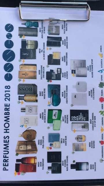 Imagen producto Perfumes de mujer y hombre originales 3