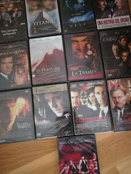 Imagen varios dvd sin estrenar