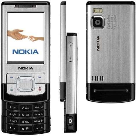 Imagen Nokia 6500 clasic