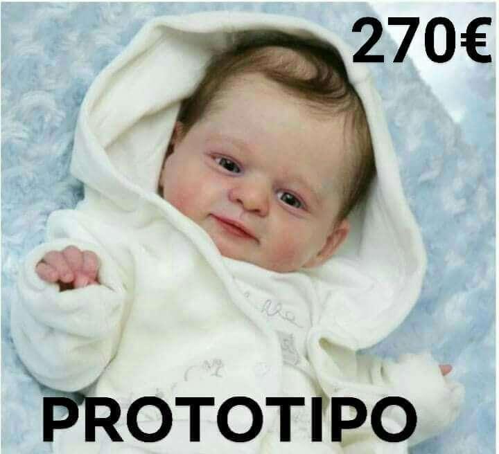 Imagen producto Bebés reborn 6