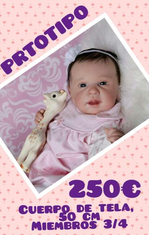 Imagen producto Bebé reborn n°2 1