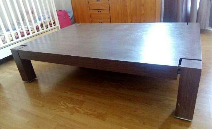Imagen mesa de centro (madera)