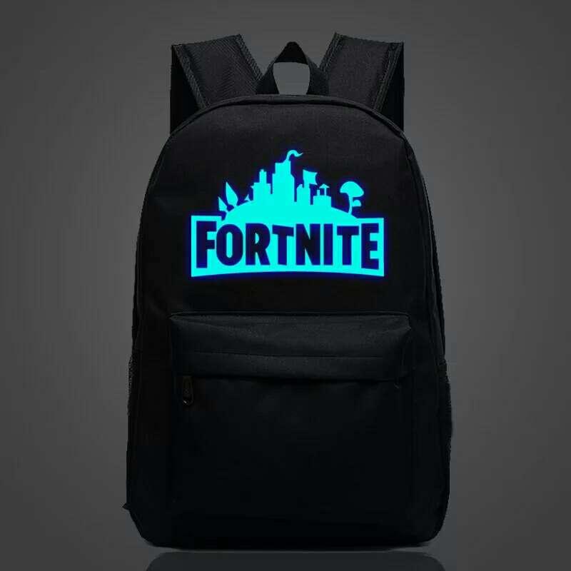 Imagen mochilas Fortnite nuevas