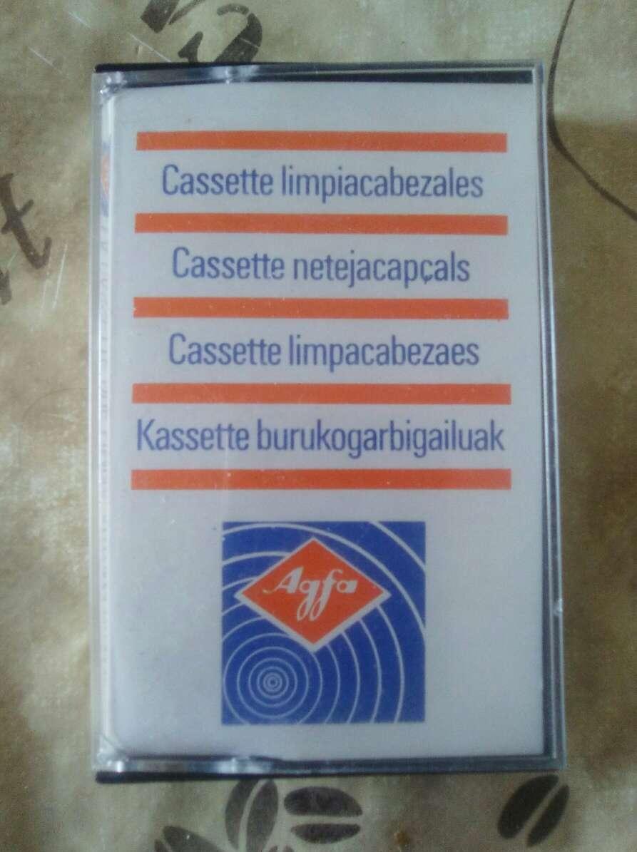 Imagen Cassette limpacabezales.